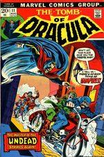 Le tombeau de Dracula # 11
