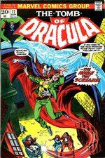 Le tombeau de Dracula # 12