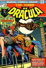 Le tombeau de Dracula # 18