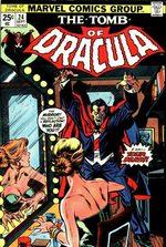 Le tombeau de Dracula # 24