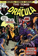 Le tombeau de Dracula # 25