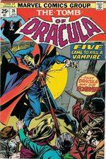 Le tombeau de Dracula # 28