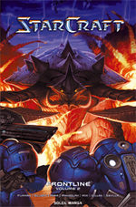 Starcraft Frontline T.2 Global manga