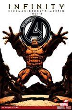 New Avengers # 12