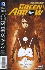 Green Arrow # 26