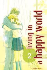 Living in a happy world 2 Manga