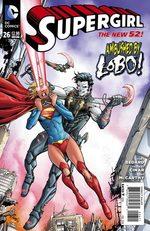Supergirl # 26