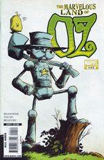 Le merveilleux pays d'Oz 4 Comics