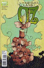 Le merveilleux pays d'Oz 5 Comics