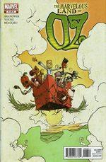 Le merveilleux pays d'Oz 6 Comics