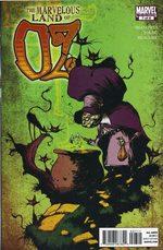 Le merveilleux pays d'Oz 7 Comics