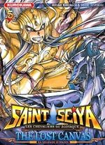 Saint Seiya - The Lost Canvas 5