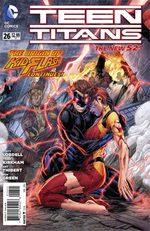 Teen Titans # 26