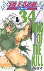 Bleach 34 Manga