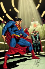 The Adventures of Superman # 8