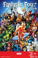 Fantastic Four 16 Comics