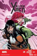 All-New X-Men 21 Comics