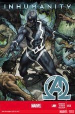 New Avengers # 13