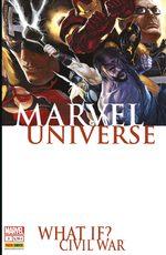 Marvel Universe 3 Comics