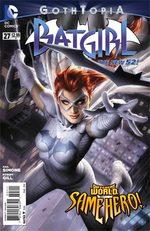 Batgirl # 27