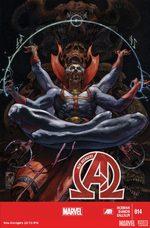 New Avengers # 14