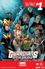 Les Gardiens de la Galaxie # 11