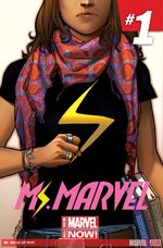 Ms. Marvel # 1