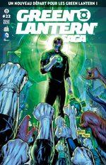 Green Lantern Saga # 22