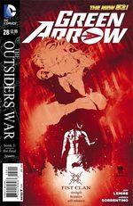 Green Arrow # 28