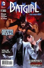 Batgirl # 28