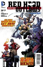 Red Hood and The Outlaws # 28