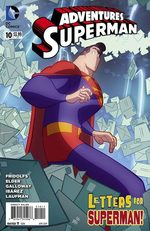 The Adventures of Superman # 10