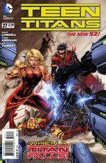 Teen Titans # 27