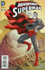 The Adventures of Superman # 9