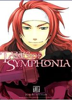 Tales of Symphonia 3 Manga