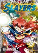 Slayers - Knight of Aqua Lord 6 Manga