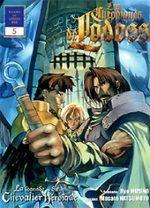 couverture, jaquette Chroniques de la Guerre de Lodoss - La Légende du Chevalier Héroique 5