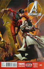 Avengers World # 3