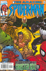 The Amazing Spider-Man # 12