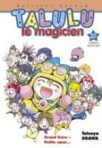 Talulu, Le Magicien 20 Manga