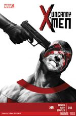 Uncanny X-Men # 18
