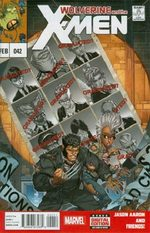 Wolverine And The X-Men 42