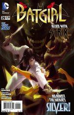 Batgirl # 29