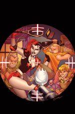 Harley Quinn # 4