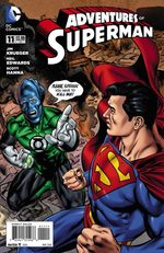 The Adventures of Superman # 11