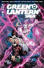 Green Lantern Saga # 24