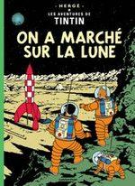Tintin (Les aventures de) 17