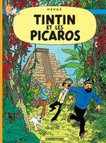 Tintin (Les aventures de) 23
