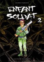 Enfant Soldat T.2 Manga