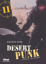 Desert Punk 11 Manga